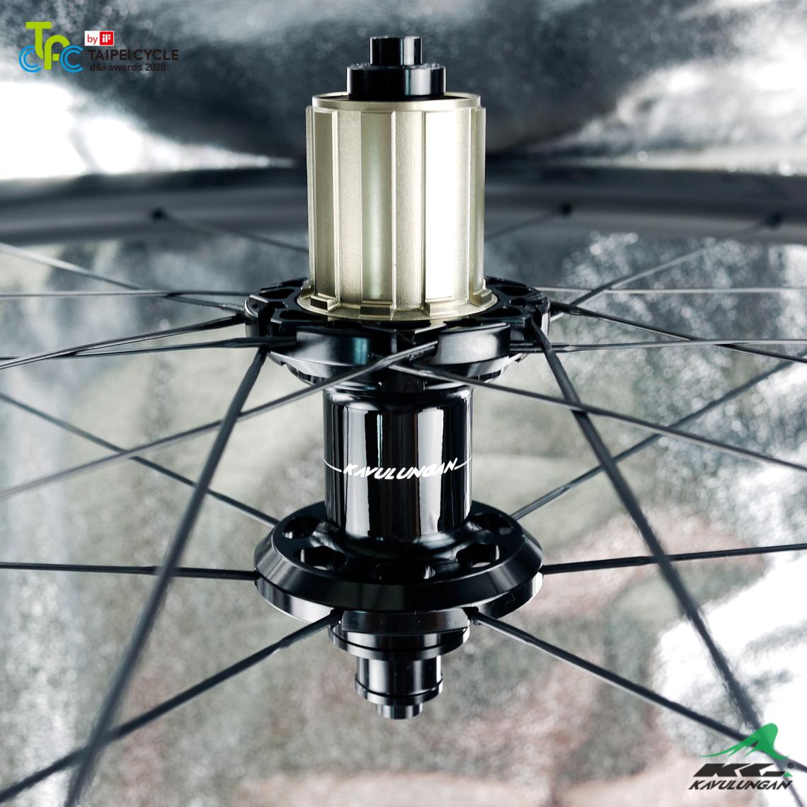 KAVULUNGAN 於 Taipei Cycle d&i award 2020 得獎產品 ADOU SHARP+ Tubeless