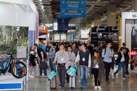 台北自行車展與台北國際體育用品展將會是疫情爆發後首次舉辦的實體展。照片來源/Taipei Cycle Show