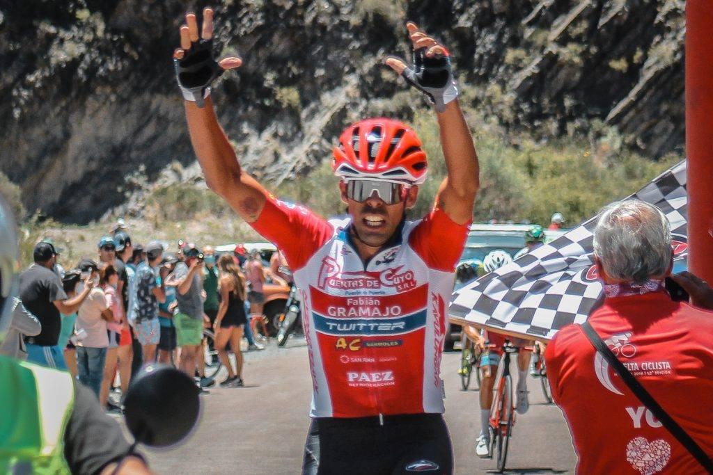 2021 Clásica Villavicencio, Laureano Rosas the championship.