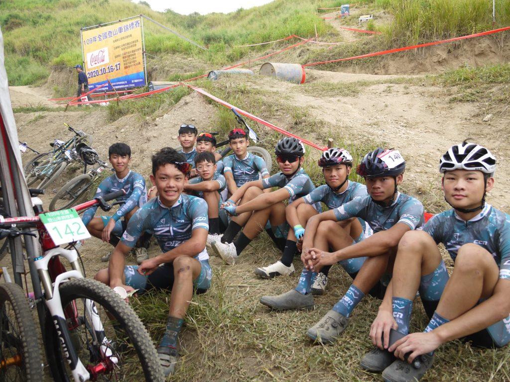 林園自由車隊 全國登山車錦標賽