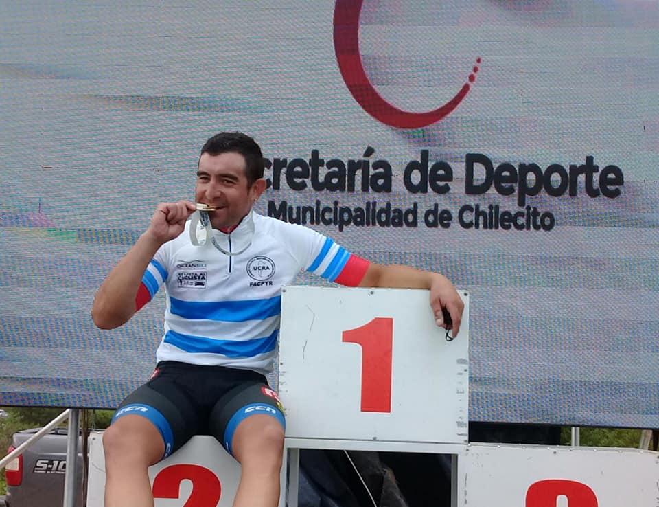 Pablo Brun 40 歲高齡仍舊搶下阿根廷國家冠軍賽公路賽冠軍